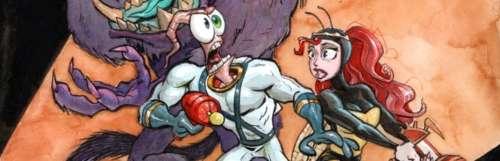 Un nouvel Earthworm Jim sortira en exclusivité sur la console Intellivision Amico