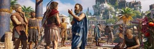 Assassin's Creed Odyssey redorera son blason avec un nouveau conte perdu
