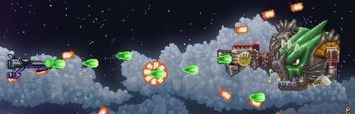 Le shoot'em up Q-YO Blaster décollera sur Switch