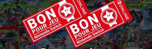 Nintendo introduit une nouvelle promotion pour les abonnés Nintendo Switch Online