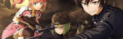 La Nintendo Switch prend rendez-vous avec Sword Art Online : Fatal Bullet