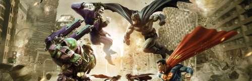 DC Universe Online s'offre un portage Switch cet été