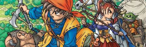 Le prochain jeu Dragon Quest sera dévoilé sur smartphones le 3 juin