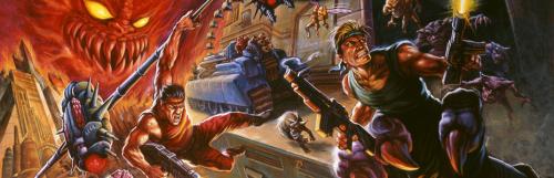 Konami détaille la liste des jeux de Contra Anniversary Collection