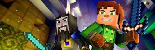 Minecraft : Story Mode ne sera plus soutenu dès la fin du mois