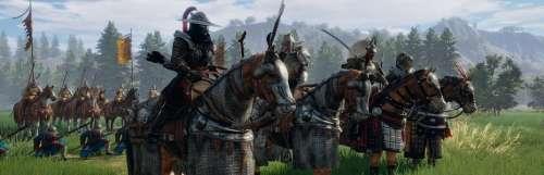 Le jeu de conquête action/stratégie Conqueror's Blade lance sa bêta en vidéo