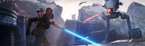 #e3gk | e3 2019 - Il y avait aussi une bande-annonce de Star Wars Jedi : Fallen Order, au fait