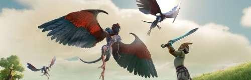 #e3gk | e3 2019 - Gods & Monsters est la nouvelle licence action/aventure d'Ubisoft Québec
