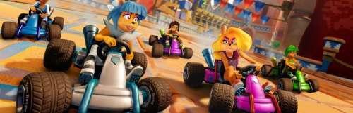 #e3gk | e3 2019 - Les joueurs de Crash Team Racing Nitro-Fueled ont rendez-vous avec du contenu saisonnier gratuit