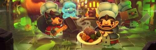 #e3gk   e3 2019 - Montré au Treehouse Nintendo de l'E3, le nouveau DLC d'Overcooked 2 est déjà disponible