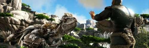La nouvelle carte gratuite d'Ark Survival Evolved débarque aujourd'hui sur PC