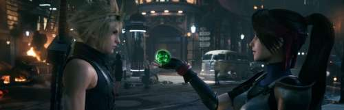 Square Enix illustre davantage Final Fantasy VII Remake