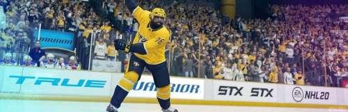 EA annonce NHL 20 avec un mode inspiré du battle royale
