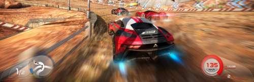 Le jeu de course arcade Rise : Race the Future sortira en juillet sur Switch
