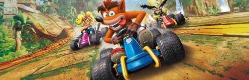 Crash Team Racing Nitro-Fueled réalise le troisième meilleur lancement de l'année au Royaume-Uni
