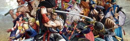 SNK dévoile les quatre combattants additionnels de Samurai Shodown