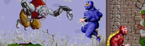 The Ninja Warriors : l'expérience arcade originale se dirige vers la Nintendo Switch