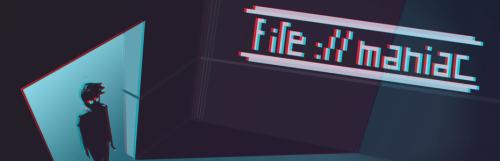 Carnet rose - File://maniac est un thriller cyberpunk qui se joue en explorant son disque dur
