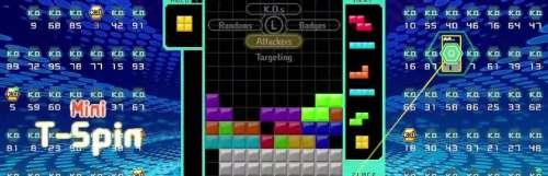 Le prochain Grand Prix de Tetris 99 met en jeu un thème Splatoon