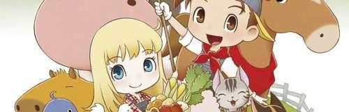 Culte sur GBA, Harvest Moon Friends of Mineral Town revient sur Switch