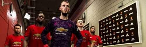PES 2020 signe avec Manchester United