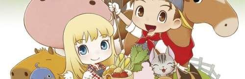 Harvest Moon Friends of Mineral Town : après l'annonce, les premières images du remake
