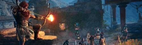 Le dernier DLC narratif payant d'Assassin's Creed Odyssey sera publié le 16 juillet