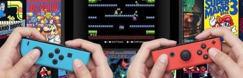 Nintendo Switch Online : un mois de juillet entre singeries, démolition et rembobinage