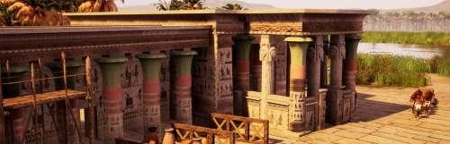 Avec son premier trailer, Builders of Egypt ressuscite la possibilité du Nil