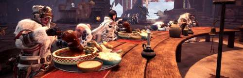 Capcom annonce le retour du Glavenus dans Monster Hunter World : Iceborne