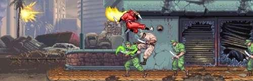 Le remaster de The Ninja Warriors prend date pour le 25 juillet
