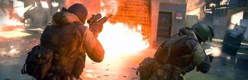 Le gameplay multijoueur de Modern Warfare se montre à travers le mode Gunfight
