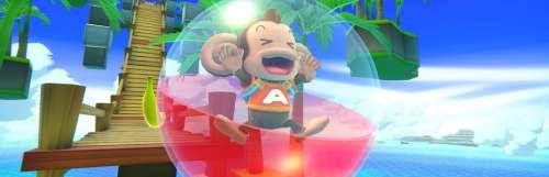 Super Monkey Ball : Banana Blitz HD sera disponible le 29 octobre sur PS4, Xbox One et Switch