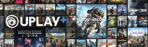 Ubisoft lève le voile sur les 108 jeux de son abonnement Uplay+