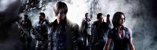 La Switch accueillera Resident Evil 5 et Resident Evil 6 le 29 octobre