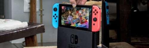 La Switch s'offre une révision et gagne plusieurs heures d'autonomie