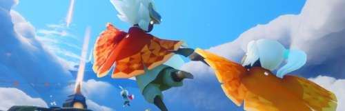 Sky, le dernier jeu des créateurs de Journey, est enfin disponible sur iOS
