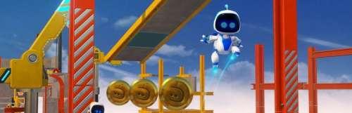 L'équipe d'Astro Bot : Rescue Mission avait imaginé un mode multijoueur