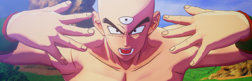 Gohan, Piccolo et Vegeta s'illustrent dans Dragon Ball Z : Kakarot