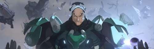 L'astrophysicien Sigma est le 31ème personnage d'Overwatch