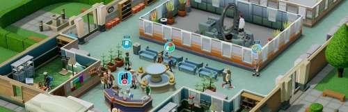 Sega annonce la sortie de Two Point Hospital sur PS4, Xbox One et Switch