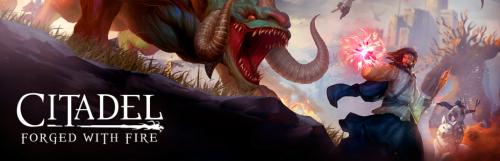 Soutenu par Jack Tretton, Citadel : Forged With Fire sera disponible le 11 octobre sur PS4 et Xbox One