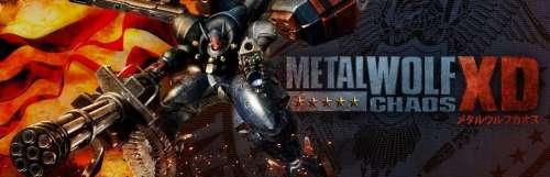 Devolver remet en contexte la sortie prochaine de Metal Wolf Chaos XD