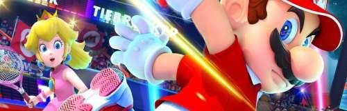 Mario Tennis Aces ouvrira ses portes aux membres du Switch Online durant six jours