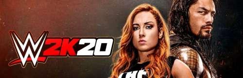 WWE 2K20 dévoile une couverture mixte et sortira le 22 octobre