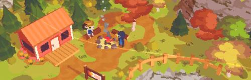 Tournez manette - A Short Hike, ou l'importance de ne rien faire dans un jeu vidéo
