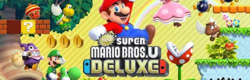 Les exclusivités New Super Mario Bros. U Deluxe et Days Gone ont cartonné à travers l'Europe