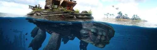 Ark : Survival Evolved intégrera en décembre Genesis, une extension en deux volets
