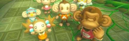 Sega fait rouler Super Monkey Ball : Banana Blitz en HD
