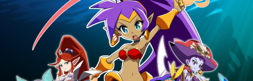 Shantae 5 devient Shantae and the Seven Sirens